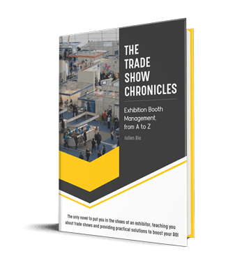 The Trade Show Chronicles - Julien Rio - book