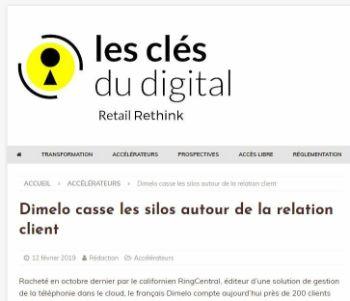 Les Clés du Digital