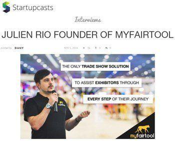 Startupcasts