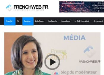 Mention sur FrenchWeb