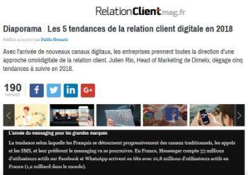 Article publié dans RelationClientmag.fr
