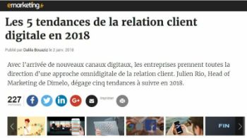 Article publié sur emarketing.fr