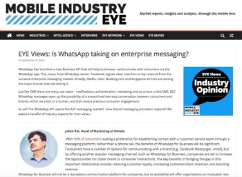 Mobile Industry Eye