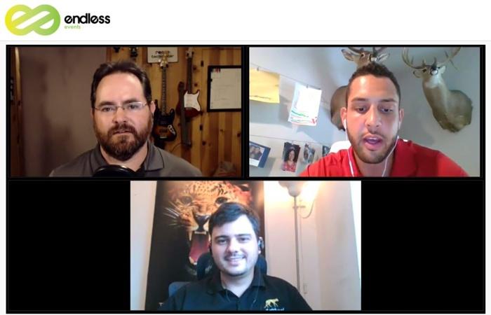 JulienRio.com - Entretient vidéo avec #EventIcons – comment réussir sa foire expo ?