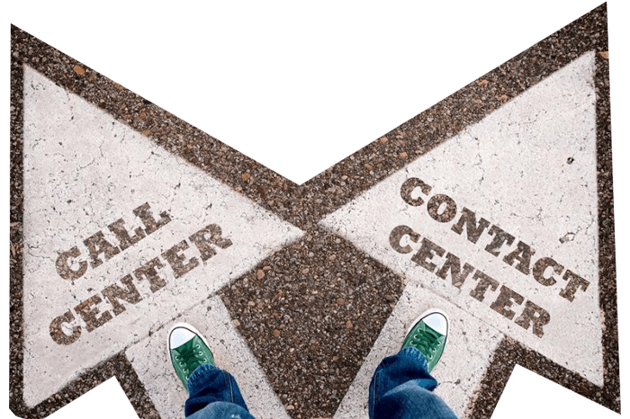 Contact Center VS Call Center