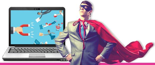 JulienRio.com - 5 steps to the secret of web lead generation