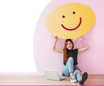 Happy customer: convenient, fast, seamless