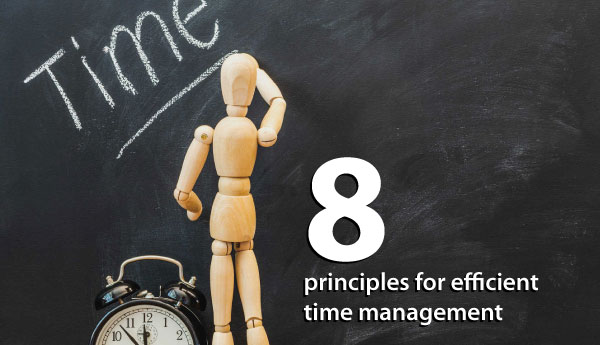 8 rules to project management