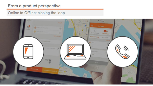 JulienRio.com: Online to Offline Fusion - case study with EasyVan at the Click Z conference