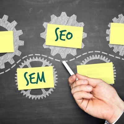 JulienRio.com: SEO or SEM comparison