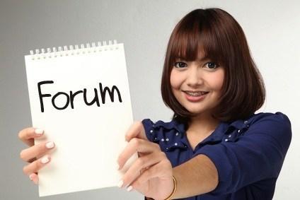 JulienRio.com: Comment faire ma promotion sur un forum