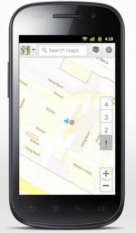 JulienRio.com: Google Indoors, always innovate