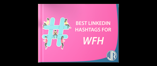 JulienRio.com - Most popular WFH hashtags on LinkedIn